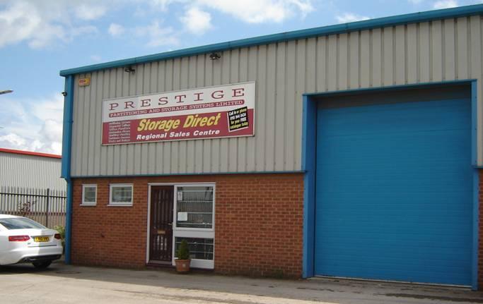 Prestige Storage Systems in Ilkeston