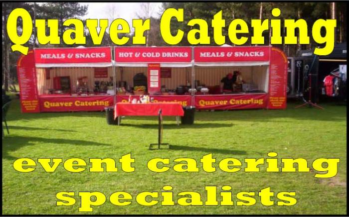 Quaver Catering stall