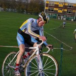NDCXL Senion Champion 2009/10 and National's course director Ben Eedy