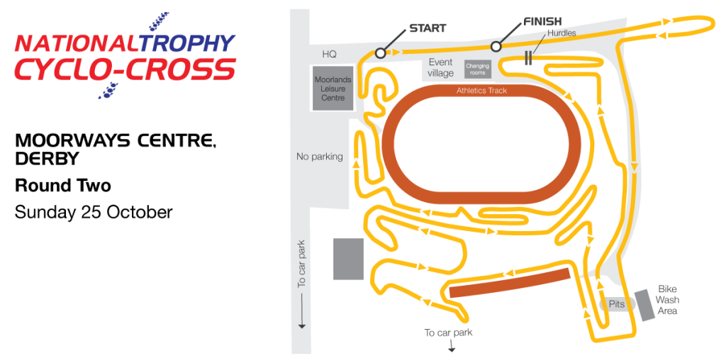 2016 course map