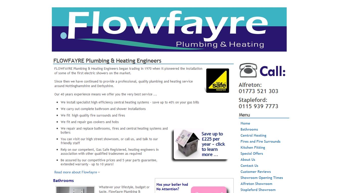 Flowfayre … back for more!