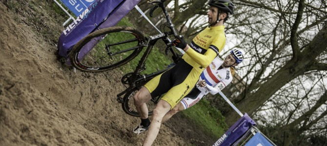 Press release: BRITISH CYCLING'S NATIONAL CYCLO-CROSS CHAMPIONSHIPS