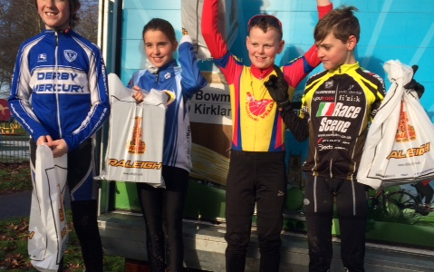 Results – Youngster's races